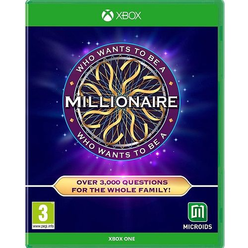 Who Wants To Be A Millionaire Xbox One Game